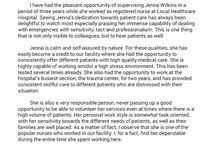 rn letter of recommendation nursing personal statement samples nursingps on pinterest