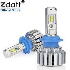 car led lights for sale clearance sale zdatt 2pcs super bright h7 led bulb 70w 7000lm auto