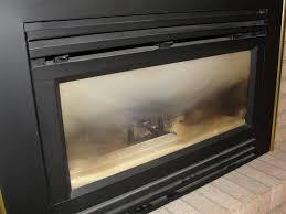 gas fireplace doors design latest door u0026 stair design