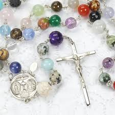 unique rosaries we are one rosary rosaries and chaplets by sue