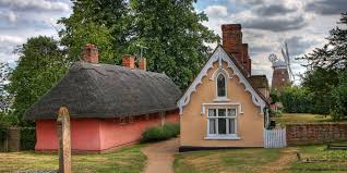 Small English Cottages by 11 Photos Of English Country Cottages That Make Us Want One Right Now