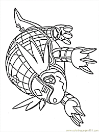 digimon coloring pages 107 coloring free digimon coloring