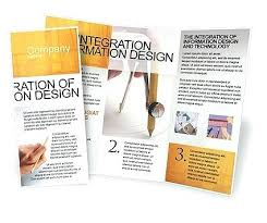free template for brochure microsoft office microsoft flyer templates free publisher brochure