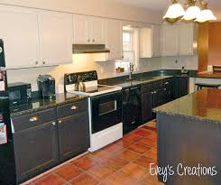 S Kitchen Makeover - two toned kitchen makeover general finishes design center