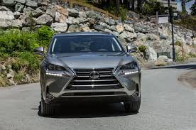 lexus nx300h business edition styling size up 2015 lexus nx german competition motor trend wot