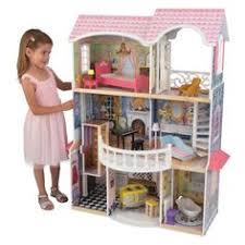 Kidkraft Modern Country Kitchen - kidkraft 65826 kids sparkle mansion big wood doll house fashion
