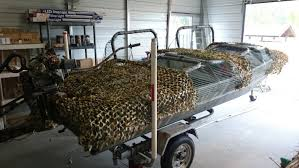 Two Man Layout Blind Duck Hunting Chat U2022 Jon Boat Conversion To 2 Man Gator Hide