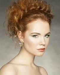Hochsteckfrisuren Locken Kurze Haare by Ballfrisuren Top Styles Für Den Erdbeerlounge De