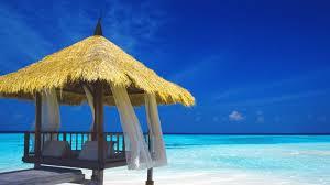 view beachfront villa bed paradise hd amazing desktop