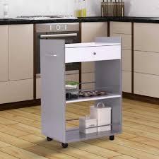 desserte ilot cuisine cuisine sur roulettes meuble cuisine fkw meuble de