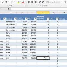 free sales plan templates u2013 smartsheet within inventory report