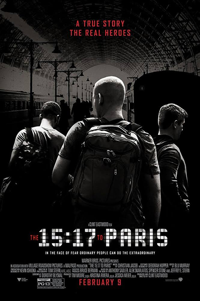 Click to preview: The 15:17 to Paris