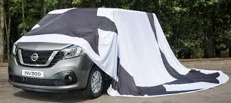 nissan elgrand insurance australia nissan nv300 mid sized van teased in a new image