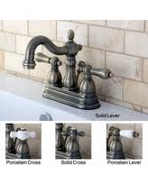 Kingston Brass Bathroom Faucet by Slash Prices On Kingston Brass Vintage High Spout Satin Nickel