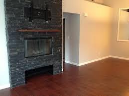 Laminate Flooring Fireplace We Nail It Fireplace Revamped