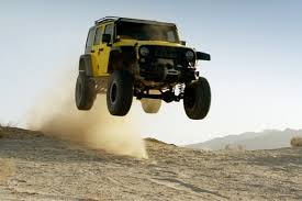 jeep baja edition watch this jeep wrangler go for the ultimate joyride