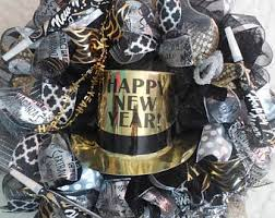 New Years Decoration Sale by New Years Eve Decor Etsy