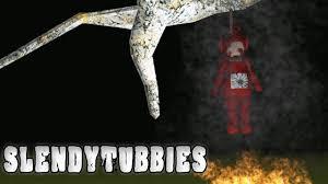 slender teletubbies u003d slendytubbies