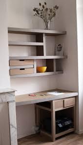 etageres bureau bureau en sur mesure étagères et tiroirs c est la rentrée
