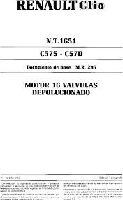 clio 16v manual de taller