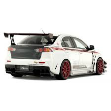 mitsubishi evolution 1 mitsubishi evo x varis wide body kit full kit c price