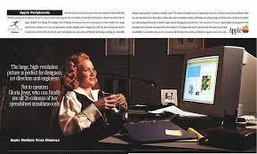Imac Spreadsheet How Apple S Marketing Revolution Began 80 Vintage Ads