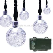 Battery String Lights With Timer by Battery Operated Christmas Light Balls Battery Operated Christmas