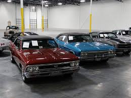 Affordable Classic Cars - houston showroom gateway classic cars