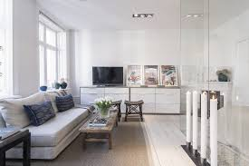 small 366 sq ft apartment with glass wall idesignarch