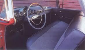 El Camino Interior Parts 1959 Chevrolet El Camino Styling 1959 Chevrolet El Camino