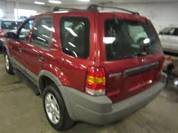 Ford Escape Horsepower - 2001 used ford escape xlt auto 3 0l v6 at contact us serving