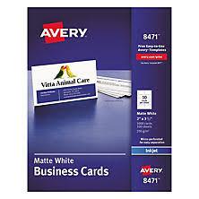 business cards sam s club