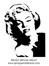 marilyn monroe tattoo stencil designs pictures to pin on pinterest