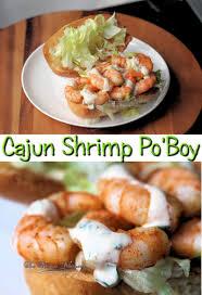 cajun party supplies creole cajun shrimp po boy