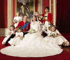 prince william and catherine u0027s official wedding portait us weekly