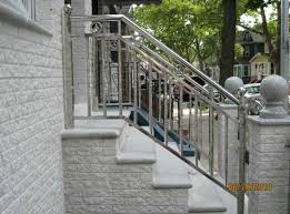 Stair Handrail Ideas Handrails For Stairs Ideas With Various Of Style That Can Add The