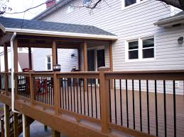 plain design deck cover ideas stunning 1000 about covered deck
