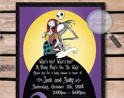 nightmare before christmas baby shower nightmare before christmas baby shower invitations learntoride co