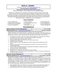 Product Management Resume Samples Release Management Resume The Best Resume