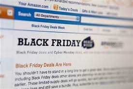 amazon black friday after thanksgiving sale black friday online advertising photos and images getty images