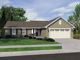 one story house floor plan exterior traditional design ideas single story house