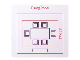 dining room table size based on room size dining room size cumberlanddems us