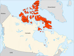 Canada Population Map by Canadian Arctic Travel And Vacations A Guide To Help Plan Your