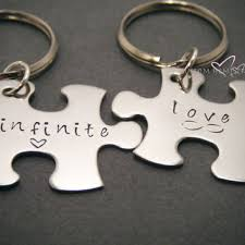personalized gifts for him personalized puzzle keychain products on wanelo