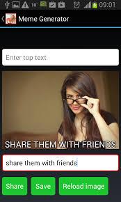 App Meme Generator - download meme maker free super grove