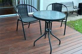 small patio table with two chairs small round outdoor table medium size of decorating small round