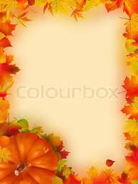 thanksgiving frame eps 8 vector file included stock