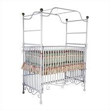 corsican canopy crib w brass ships free