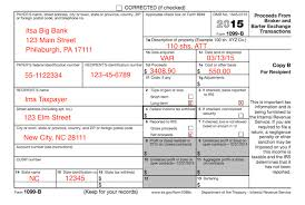 2016 optional state sales tax table understanding your tax forms 2016 1099 b proceeds from broker