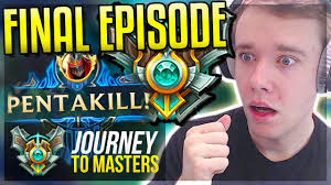 my last master promos final episode journey to masters league